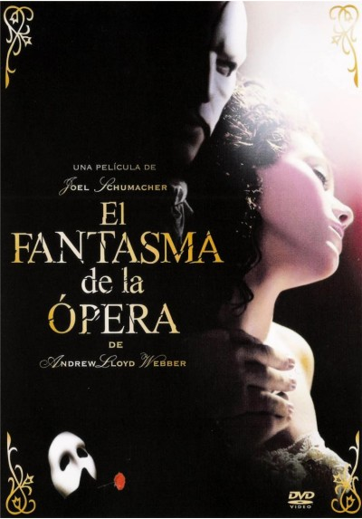 El Fantasma De La Opera (2004) (Ed. 1 Disco) (The Phantom Of The Opera)