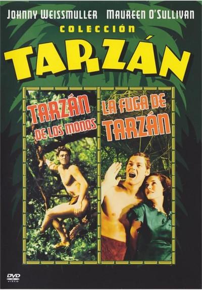 Tarzan De Los Monos / La Fuga De Tarzan (Tarzan The Ape Man / Tarzan Escapes)