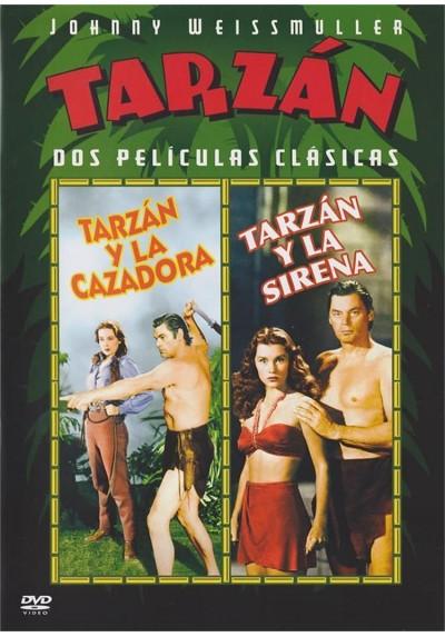 Tarzan Y La Cazadora / Tarzan Y La Sirena