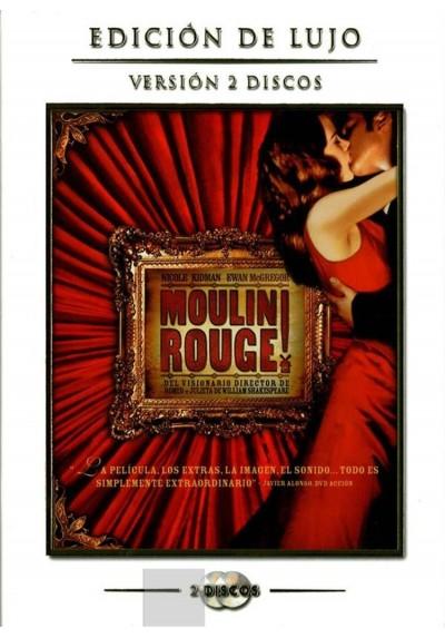 Moulin Rouge - Edición de Lujo