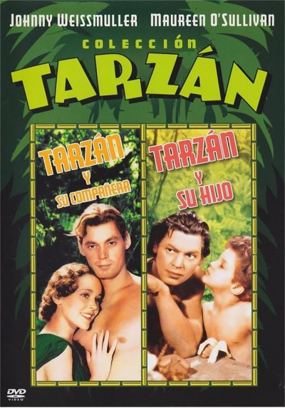 Tarzan Y Su Compañera / Tarzan Y Su Hijo (Tarzan And His Mate / Tarzan´s Finds A Son)
