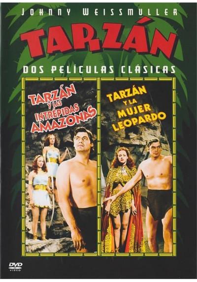 Tarzan Y Las Intrepidas Amazonas / Tarzan Y La Mujer Leopardo