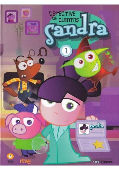 Sandra : Detective De Cuentos - Vol. 1