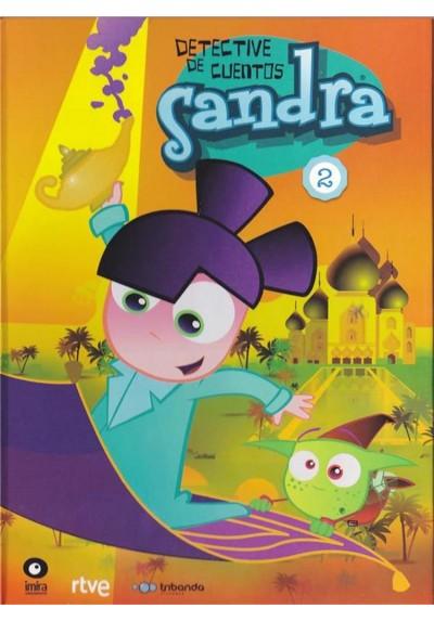 Sandra : Detective De Cuentos - Vol. 2