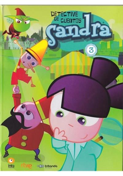 Sandra : Detective De Cuentos - Vol. 3