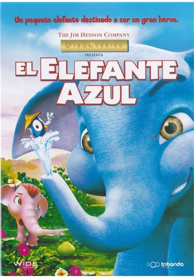 El Elefante Azul (The Blue Elephant)