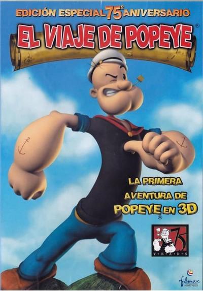 El Viaje De Popeye (Popeye´s Voyage)