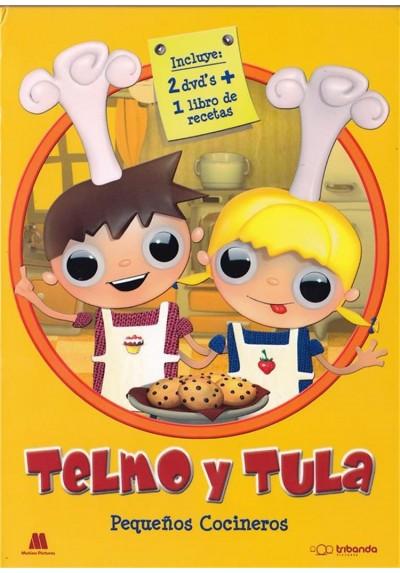Telmo Y Tula : Pequeños Cocineros (Telmo And Tula)