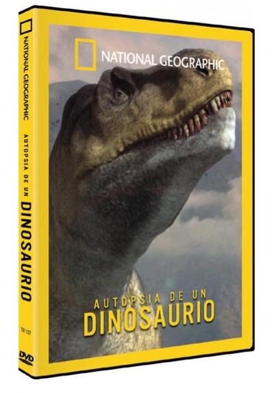 National Geographic : Autopsia De Un Dinosaurio