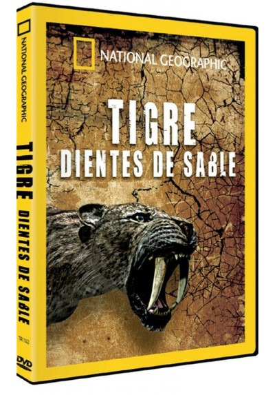 National Geographic : Tigre Dientes De Sable