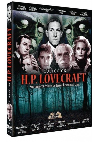 Coleccion H. P. Lovecraft