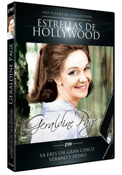 Geraldine Page - Estrellas De Hollywood