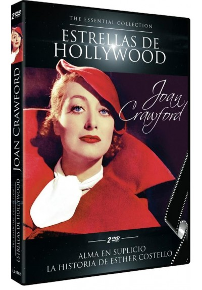 Joan Crawford - Estrellas De Hollywood