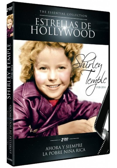 Shirley Temple - Estrellas De Hollywood