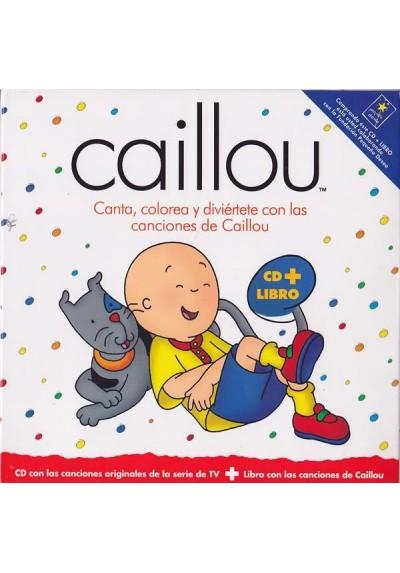 Caillou -  Canta, Colorea y diviertete con las canciones de Caillou