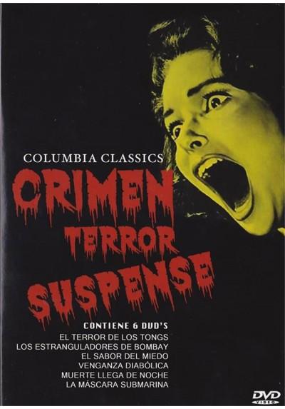Crimen, Terror, Suspense - Columbia Classics