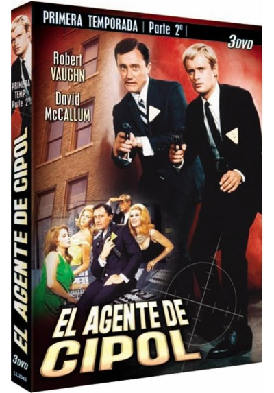 El Agente De Cipol : Primera Temporada - Parte 2ª (The Man From U.N.C.L.E.)
