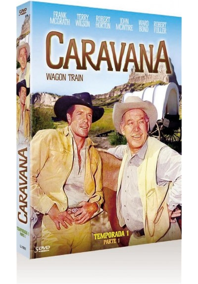 Caravana : Temporada 1 - Parte 1 (Wagon Train)