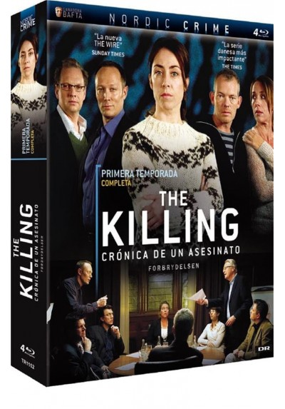The Killing - Primera Temporada Completa (Blu-Ray) (Forbrydelsen)