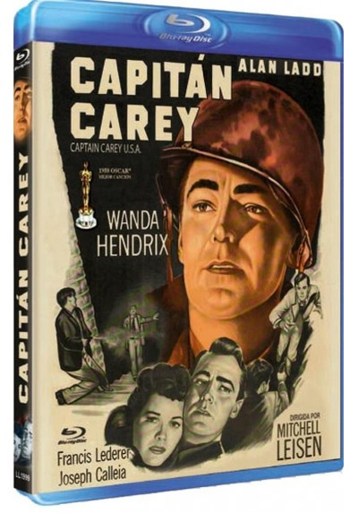 Capitan Carey (Blu-Ray) (Captain Carey, U.S.A.)