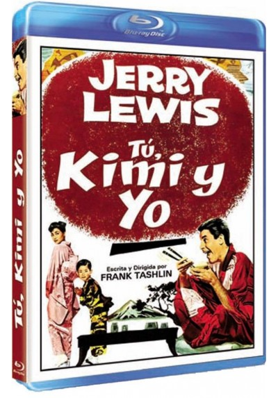Tu, Kimi Y Yo (Blu-Ray) (The Geisha Boy)