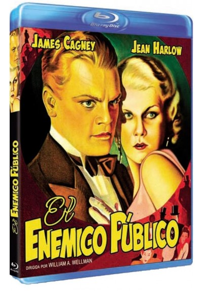 El Enemigo Publico (Blu-Ray) (The Public Enemy)
