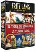 Fritz Lang - La Epopeya India (Pack) (Blu-Ray)