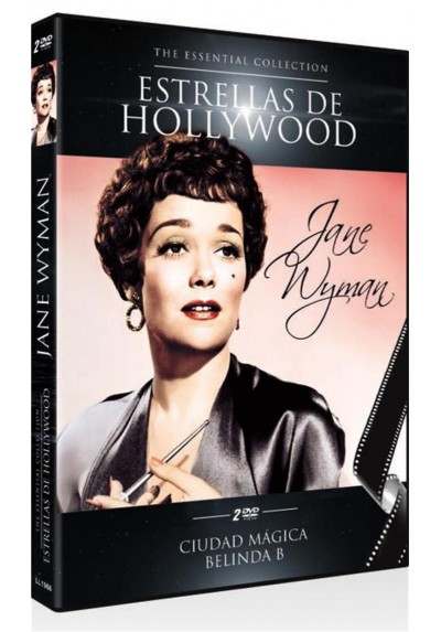 Jane Wyman - Estrellas De Hollywood