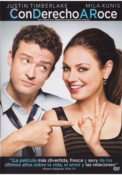 Con Derecho A Roce (Friends With Benefits)