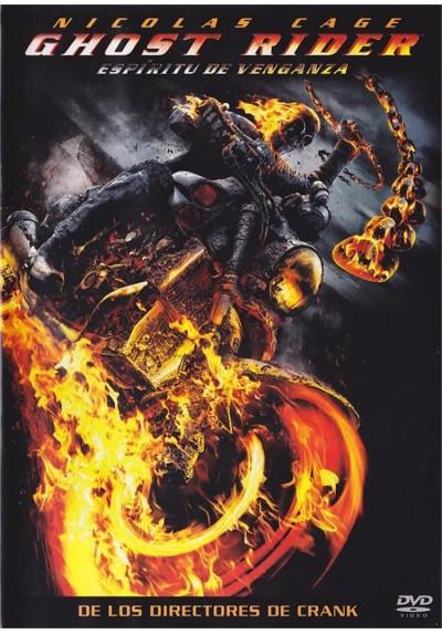Ghost Rider : Espiritu De Venganza (Ghost Rider: Spirit Of Vengeance)