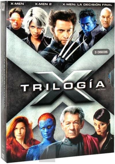 X-Men: Trilogía