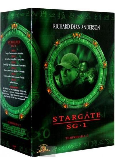 Stargate SG-1, Temporada 5