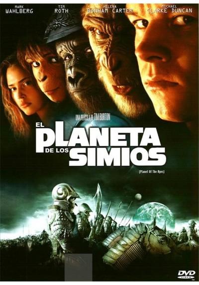 El Planeta de los Simios - Edición 2 discos