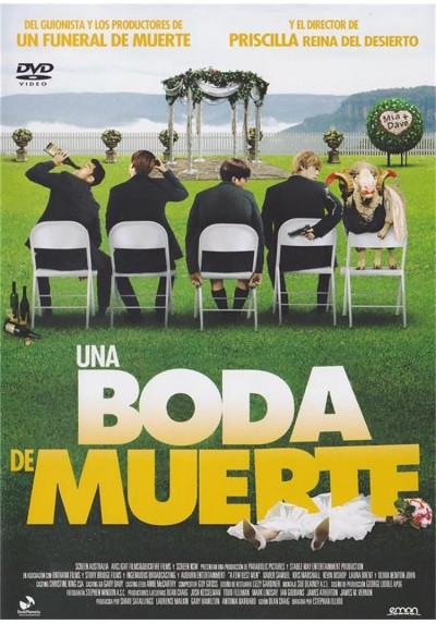 Una Boda De Muerte (A Few Best Men)