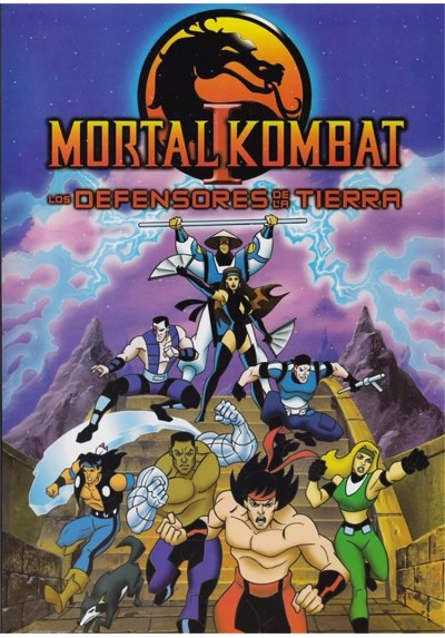 Mortal Kombat : Defensores De La Tierra - Vol. 1 (Mortal Kombat : Defenders Of The Realm)