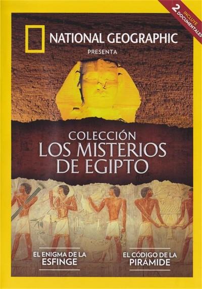National Geographic : Los Misterios De Egipto