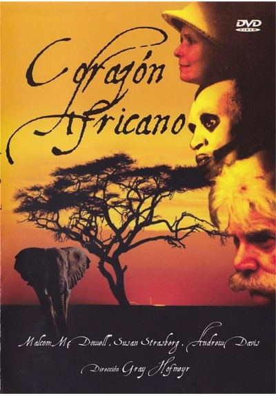 Corazon africano (The Light in the Jungle)