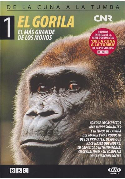 El Gorila - El mas grande de los monos (De la cuna a la tumba)