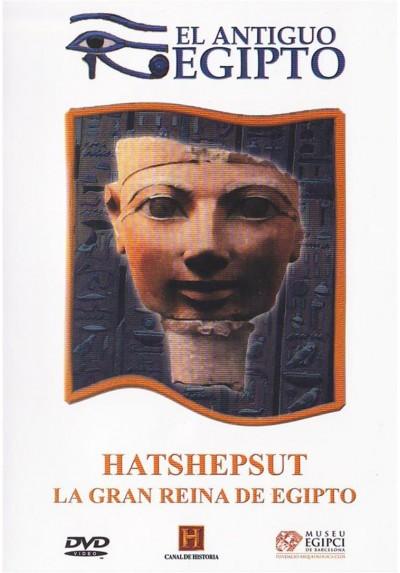El Antiguo Egipto : Hatshepsut, La Gran Reina De Egipto