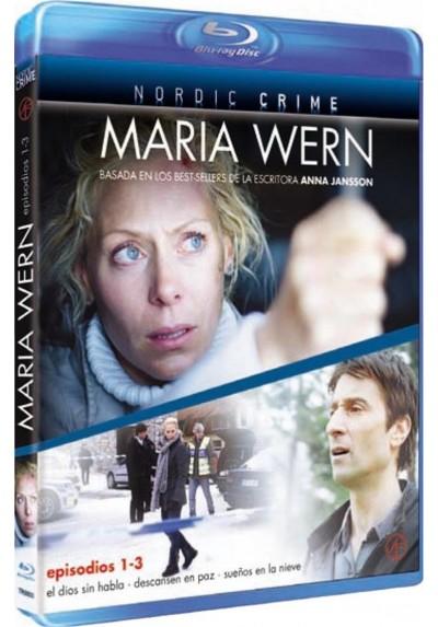 Maria Wern : Episodios 1-3 (Blu-Ray)