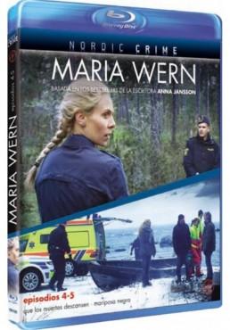 Maria Wern : Episodios 4-5 (Blu-Ray)