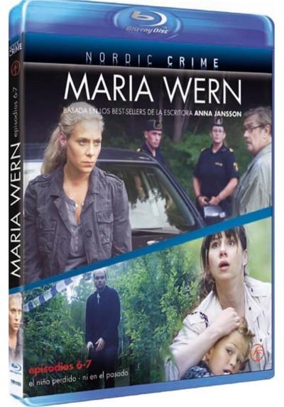 Maria Wern : Episodios 6-7 (Blu-Ray)