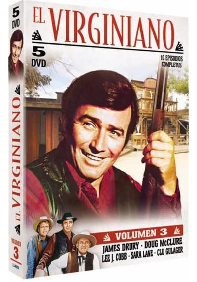 El Virginiano : Primera Temporada - Parte 3 (The Virginian)