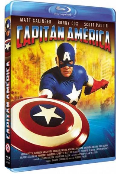 Capitan America (1990) (Blu-Ray)