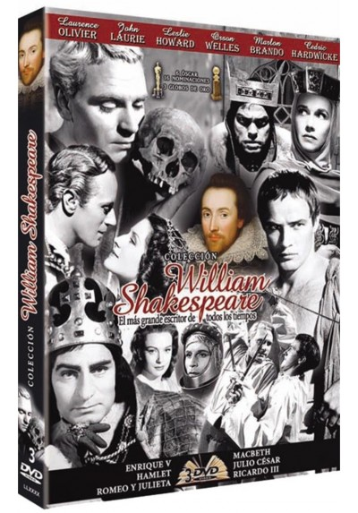 William Shakespeare - Coleccion