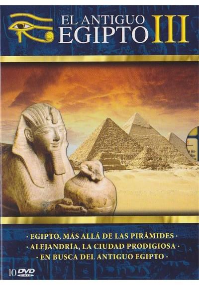 El Antiguo Egipto 3 - Coleccion