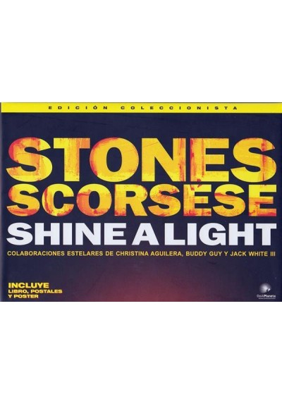 Shine A Light (V.O.S.) (Ed. Coleccionista)