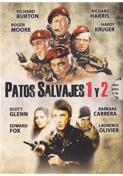 Patos Salvajes 1 Y 2 (Pack)