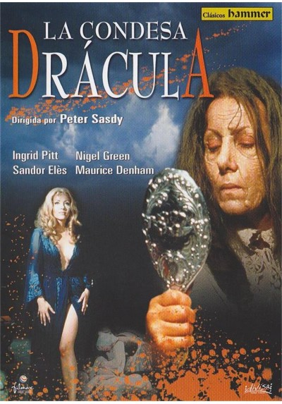 La Condesa Dracula (Countess Dracula)
