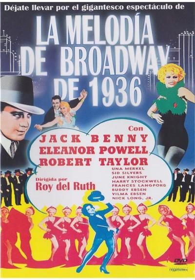 La Melodia De Broadway De 1936 (Broadway Melody Of 1936)